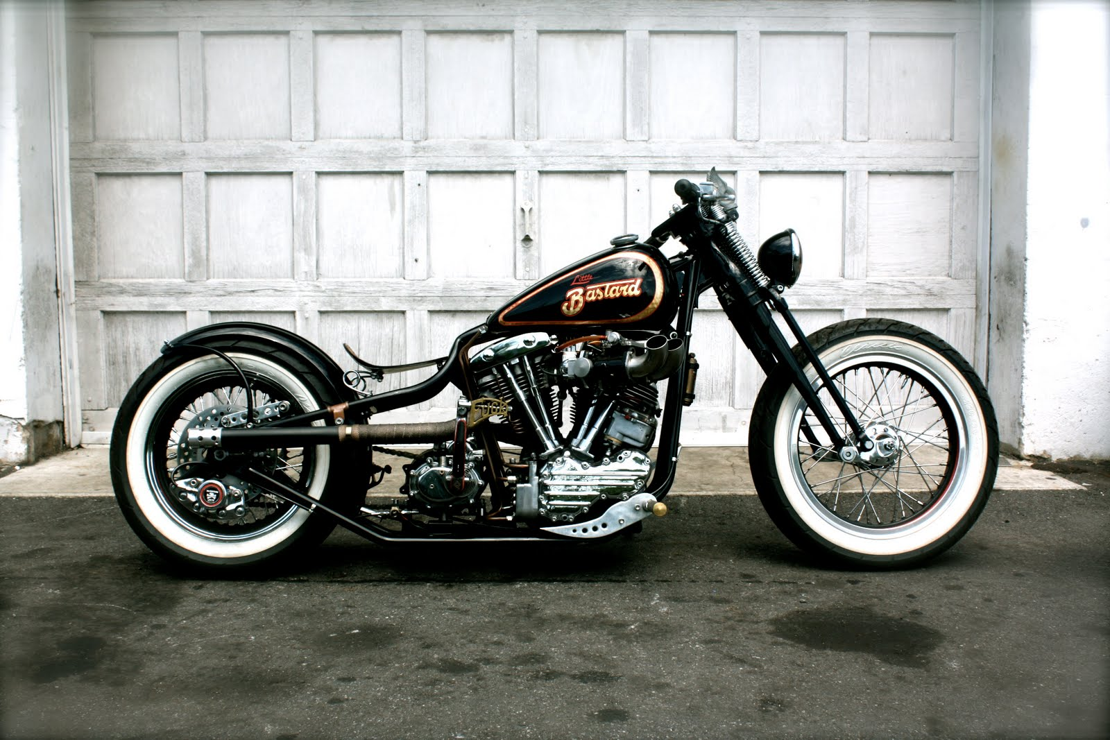 Custom Motorcycle Builders  July 2014