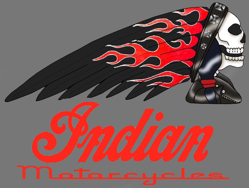 Indian Motorcycle Logo Wallpaper