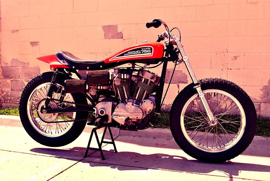 1972 Harley Davidson XR750 Flat Tracker